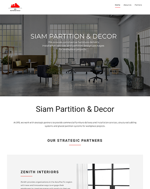 SIAM PARTITION & DECOR